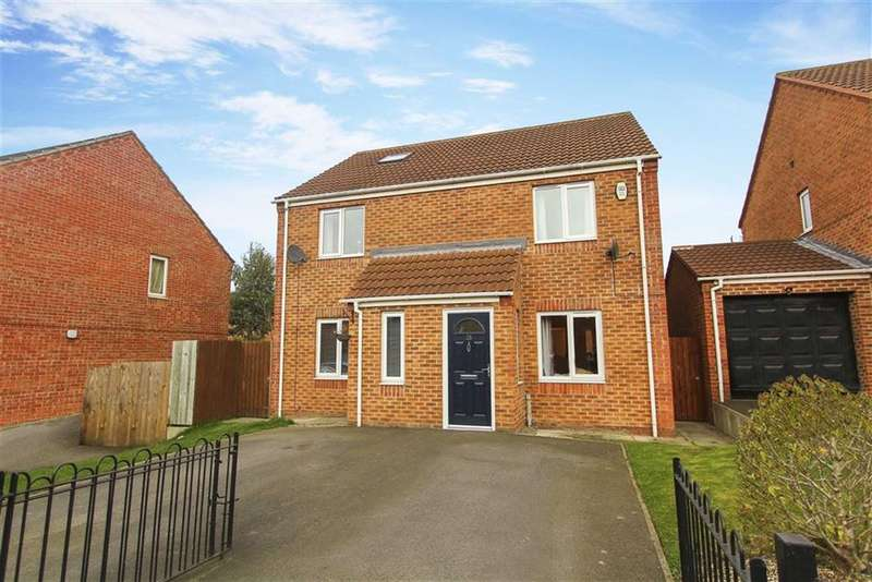 2 Bedrooms Property for sale in Johnson Street, Gateshead