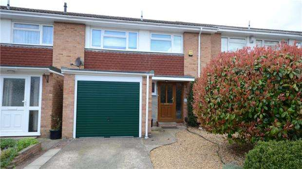 3 Bedrooms Terraced House for sale in Marlborough Close, Maidenhead, Berkshire