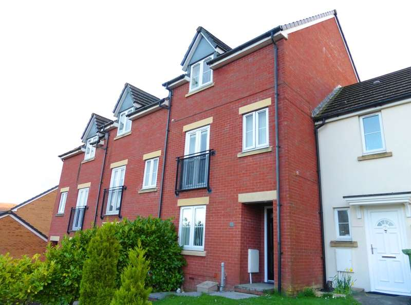 4 Bedrooms Town House for sale in Drum Tower View, Caerphilly