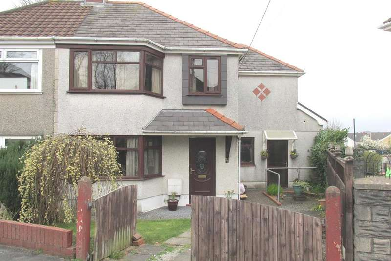 4 Bedrooms Detached House for sale in Danybryn Road, Gorseinon, Swansea