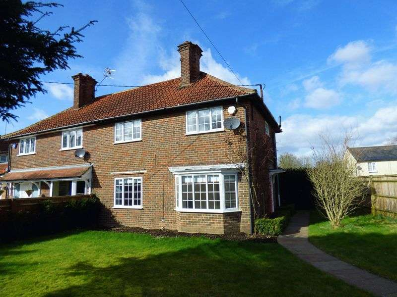 3 Bedrooms Semi Detached House for sale in Great Missenden