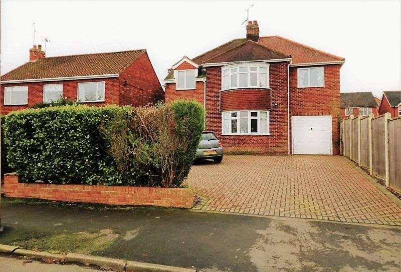 5 Bedrooms Detached House for sale in Westfield Road, Barton-Upon-Humber