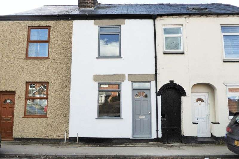 2 Bedrooms Terraced House for sale in Cromford Road, Nottingham
