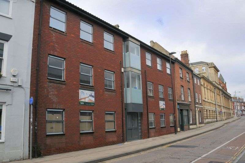 2 Bedrooms Flat for sale in FLAT 5 - 34 - 40 King Street, Norwich