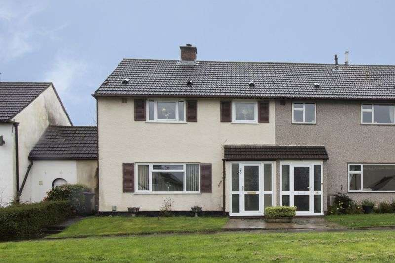 3 Bedrooms Semi Detached House for sale in Tynewydd Avenue, Cwmbran
