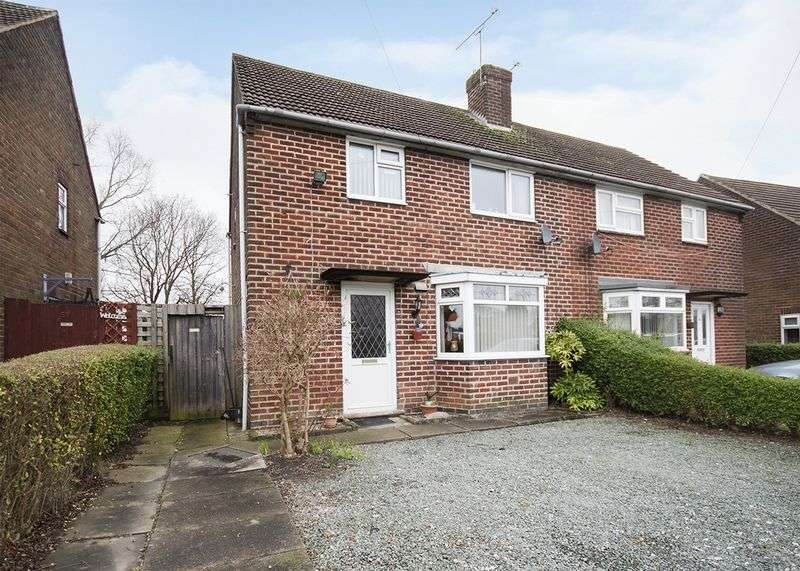 2 Bedrooms Semi Detached House for sale in Bishop Street, Alfreton