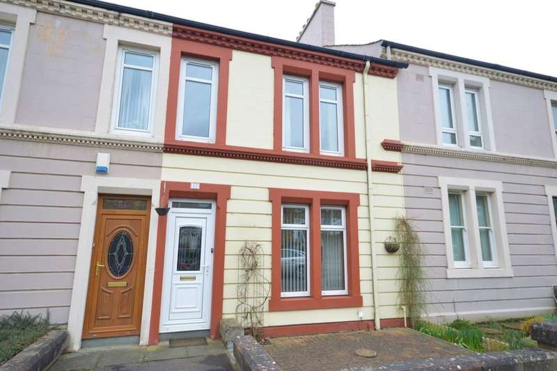 3 Bedrooms Property for sale in Maria Street, Kirkcaldy, KY1