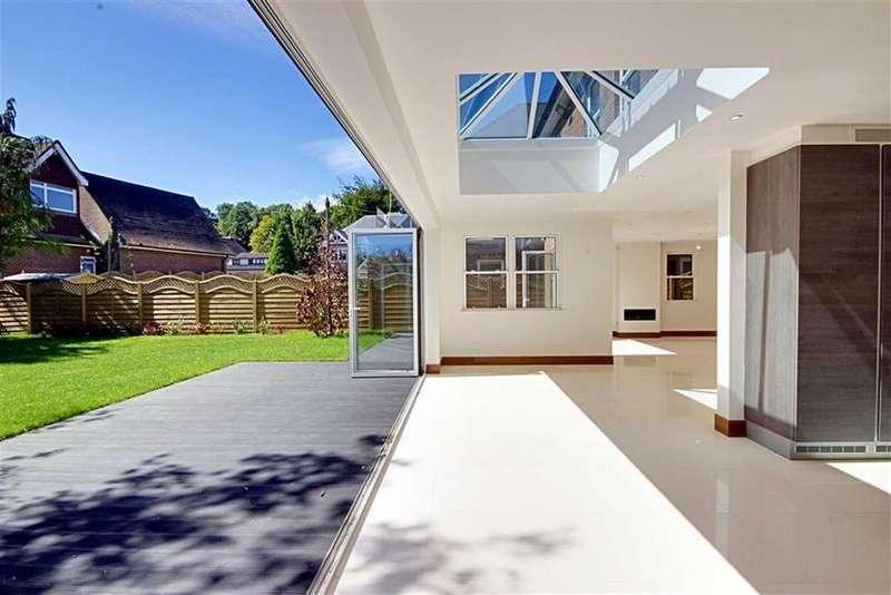 6 Bedrooms Detached House for sale in Barham Avenue, Elstree, Hertfordshire