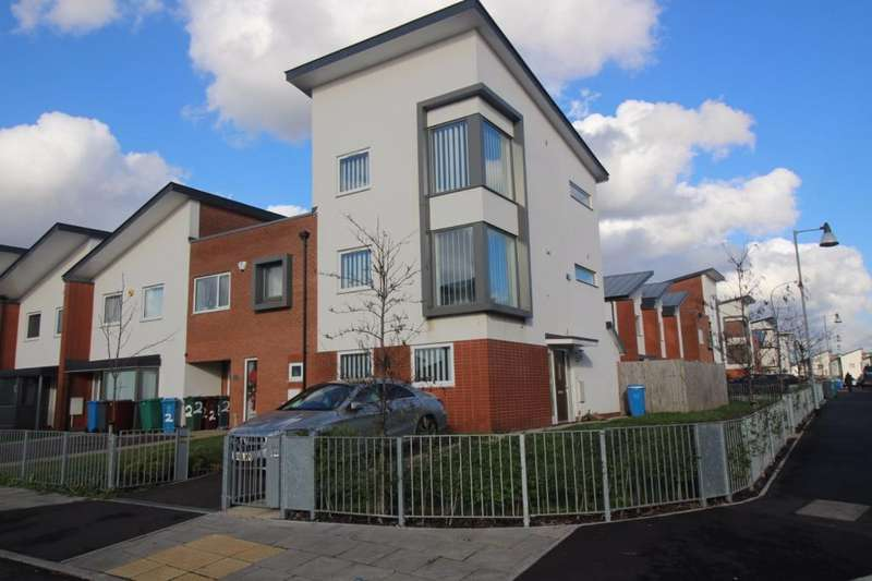 4 Bedrooms Town House for rent in Commonwealth Avenue, Beswick, Manchester, M11
