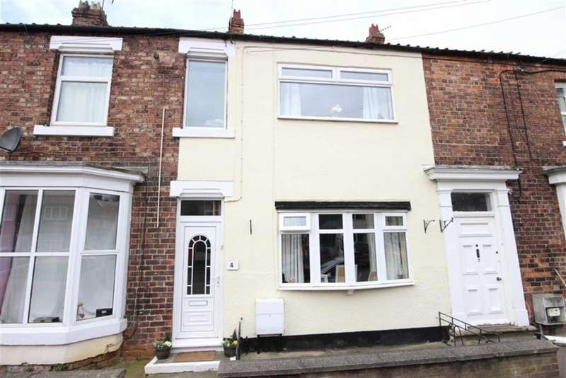 2 Bedrooms Terraced House for sale in Northallerton Road, Northallerton, North Yorkshire