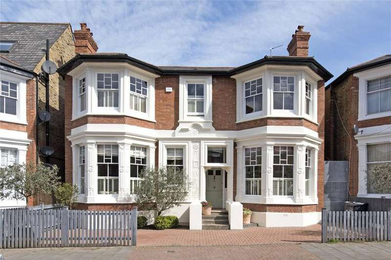 6 Bedrooms Detached House for sale in Telford Avenue, Telford Park, Streatham, London, SW2