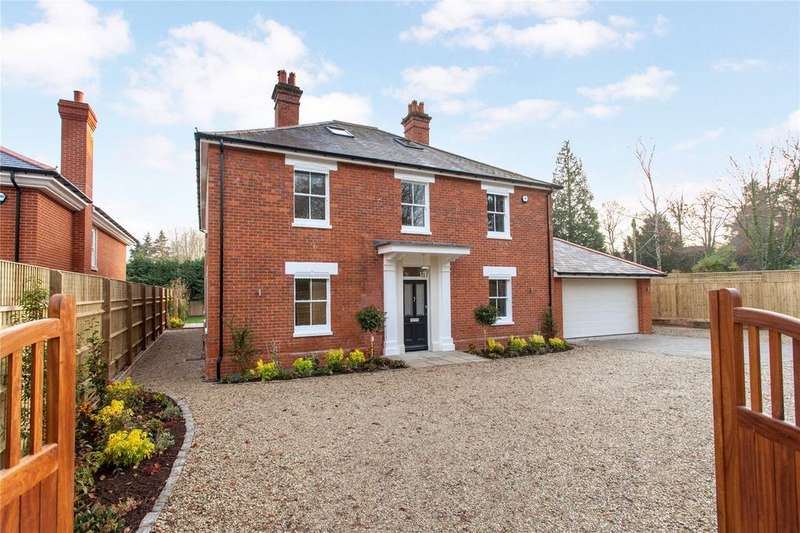 5 Bedrooms Unique Property for sale in Reading Road, Shiplake, Oxfordshire, RG9