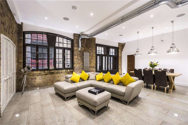 1 Bedroom Flat for sale in Telfords Yard, London, E1W