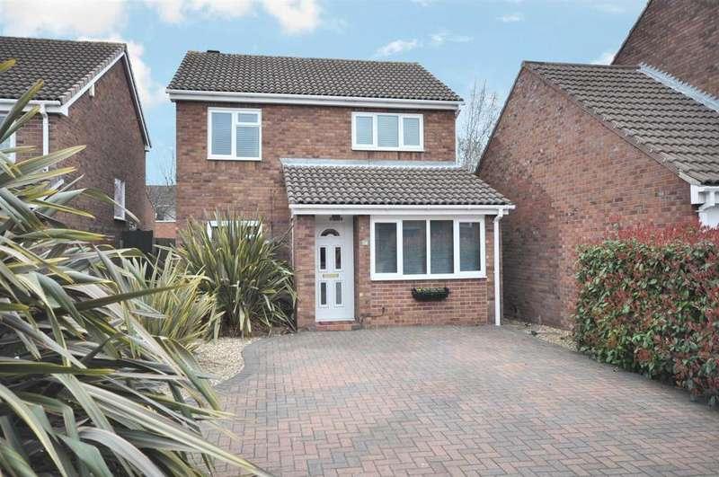 3 Bedrooms Detached House for sale in Wychwood Road, Bingham, Nottingham