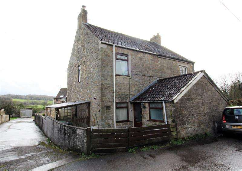 2 Bedrooms Semi Detached House for sale in Edford Green, Holcombe, Radstock