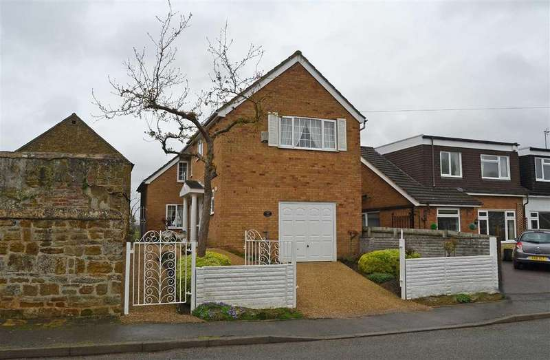3 Bedrooms Detached House for sale in North Street, Rothersthorpe
