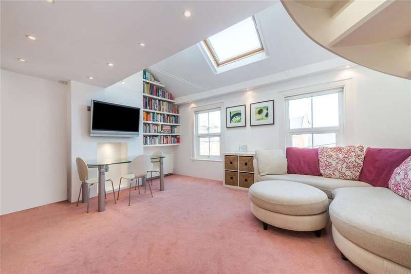 2 Bedrooms Flat for sale in Melgund Road, Highbury, London