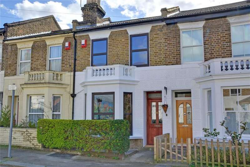 3 Bedrooms Terraced House for sale in Harvard Road, Hither Green, London, SE13