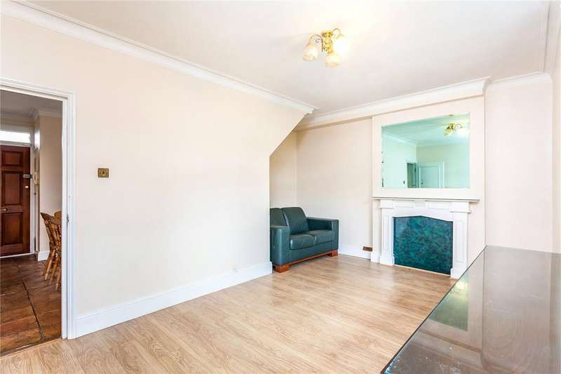 4 Bedrooms Flat for sale in Widford House, Colebrooke Row, London, N1
