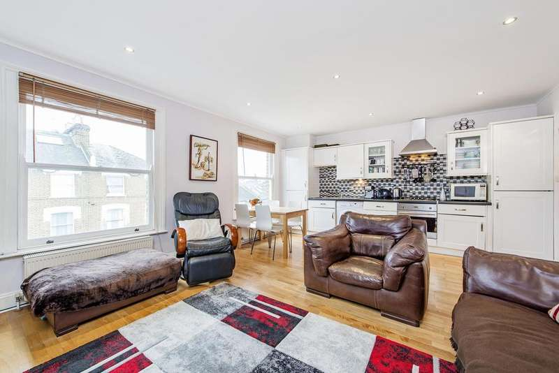 2 Bedrooms Flat for sale in Benbow Road, W6