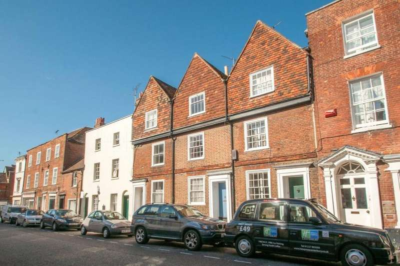 2 Bedrooms Terraced House for sale in Broad Street, Canterbury, CT1