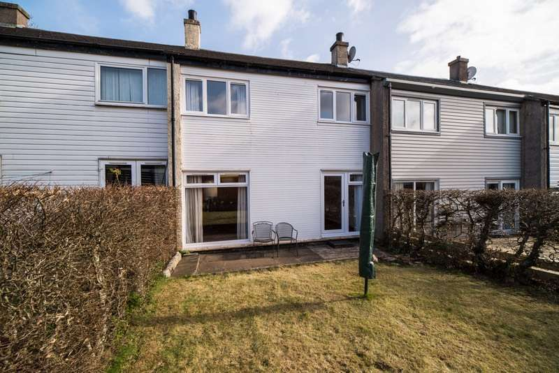 2 Bedrooms Terraced House for sale in Lamerton Road, Cumbernauld, Glasgow, G67