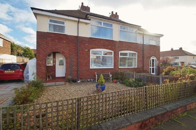 3 Bedrooms Semi Detached House for sale in Drewitt Crescent, Southport