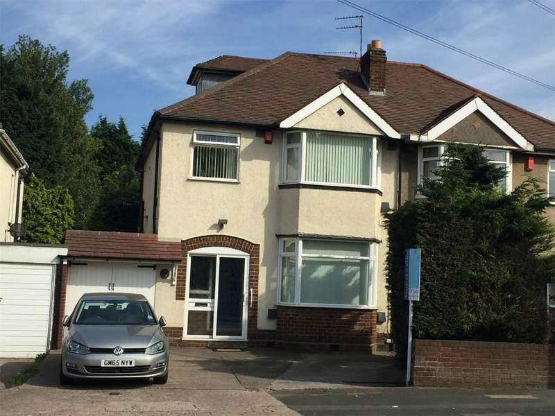 4 Bedrooms Semi Detached House for sale in 62 Cakemore Road, ROWLEY REGIS, West Midlands