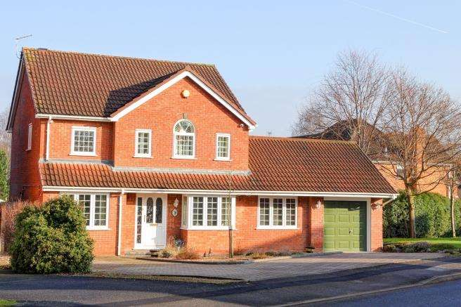 4 Bedrooms Detached House for sale in 36 Daniels Cross, Newport, Shropshire, TF10 7XJ