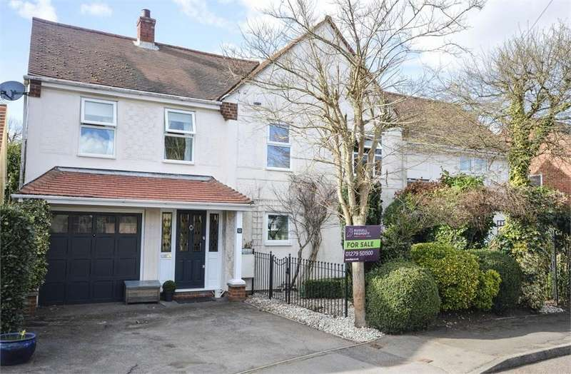 4 Bedrooms Semi Detached House for sale in Harrisons, Birchanger, BISHOP'S STORTFORD, Herts