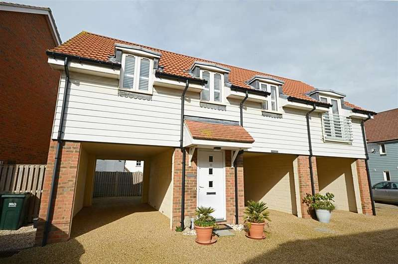 2 Bedrooms Flat for sale in Sea Holly Walk, Camber, Rye