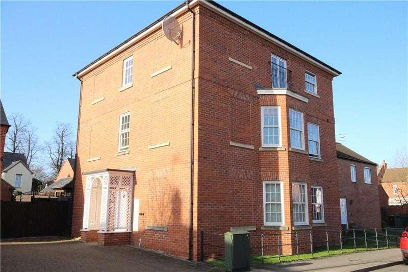2 Bedrooms Apartment Flat for sale in Marsh Lane, Stratford-upon-Avon, Warwickshire, CV37
