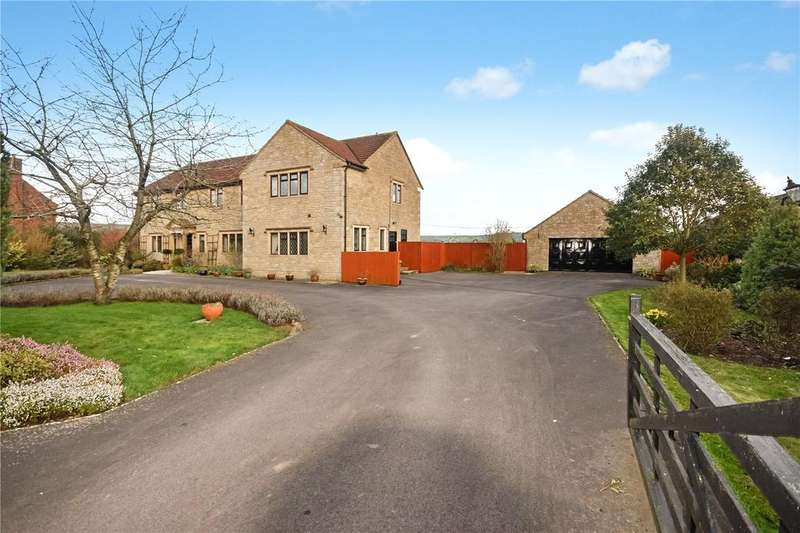 6 Bedrooms House for sale in Shapway Lane, Evercreech, Shepton Mallet, Somerset, BA4