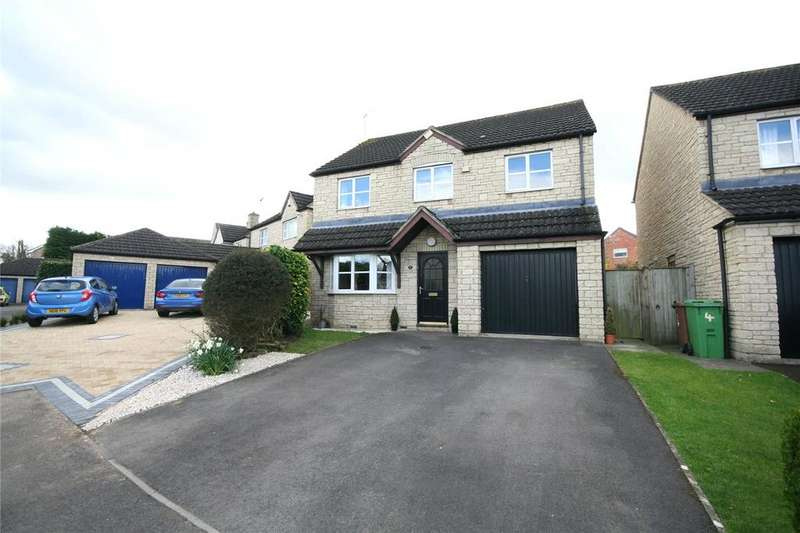 4 Bedrooms Detached House for sale in Frampton Mews, The Reddings, Cheltenham, GL51