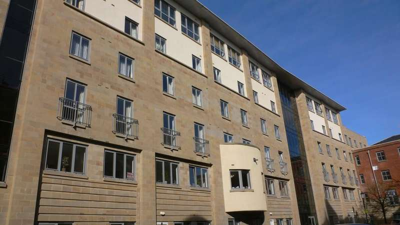 2 Bedrooms Apartment Flat for sale in St Stephens Mansions, Mount Stuart Square, Cardiff Bay