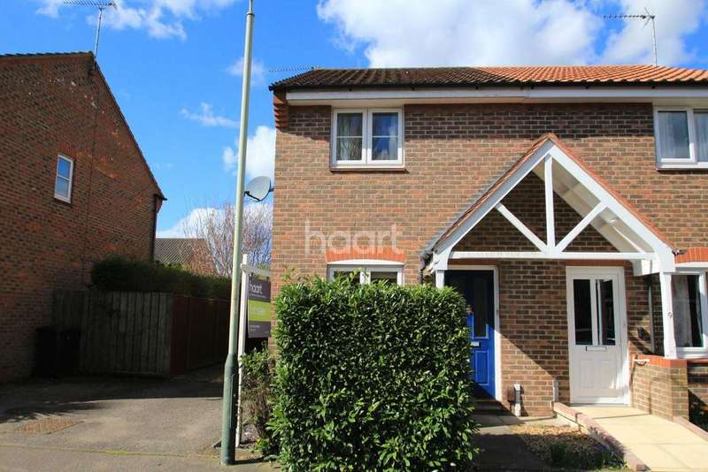 2 Bedrooms Semi Detached House for sale in Horsford Street