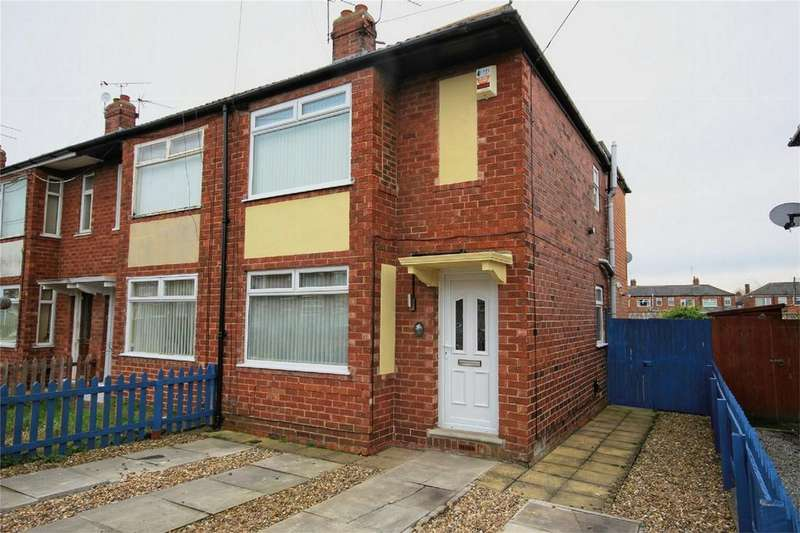 3 Bedrooms End Of Terrace House for sale in Danube Road, Hull, East Riding of Yorkshire