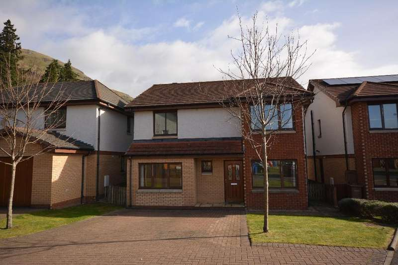 4 Bedrooms Detached House for sale in Clifford Park , Menstrie, Stirling, FK11 7AQ