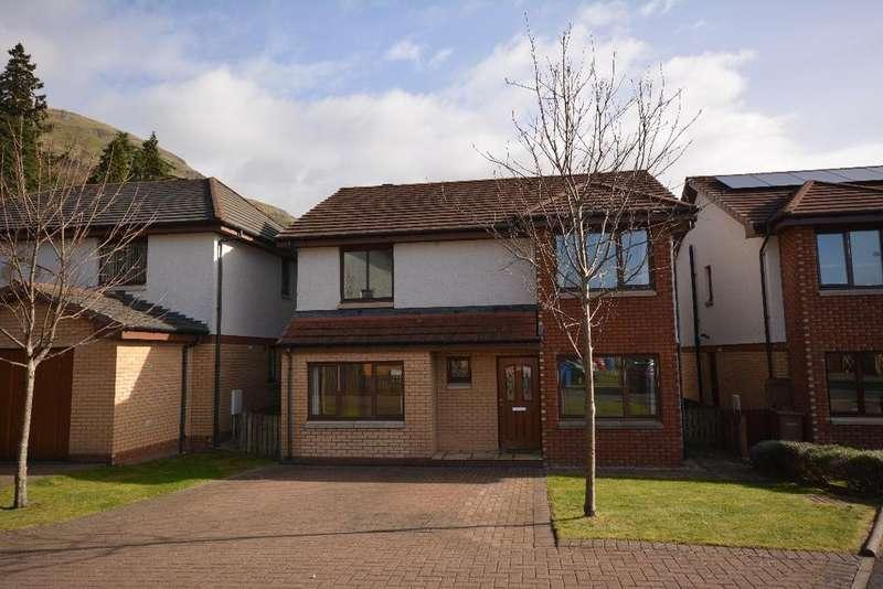 4 Bedrooms Detached House for sale in Clifford Park , Menstrie, Stirling, FK11 7AQ
