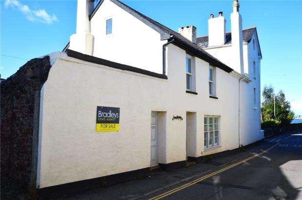 3 Bedrooms End Of Terrace House for sale in Ringmore Road, Shaldon, Devon