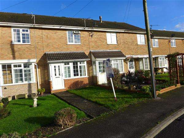 2 Bedrooms Terraced House for sale in Sweetmans Road, Shaftesbury