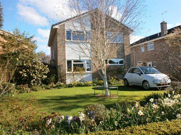 4 Bedrooms House for sale in BLAKENEY GROVE, NAILSEA
