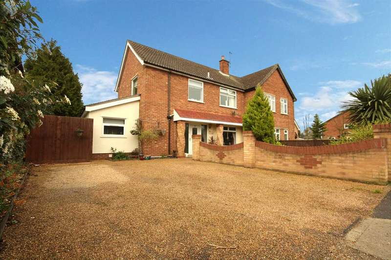 3 Bedrooms Semi Detached House for sale in Freehold Road, Ipswich