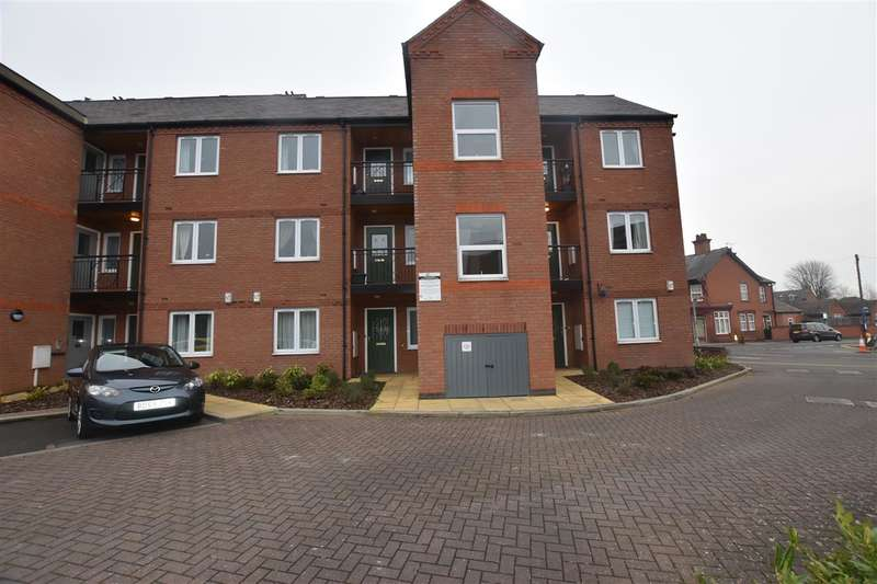 2 Bedrooms Apartment Flat for sale in Chestnut Place, Barrow Upon Soar