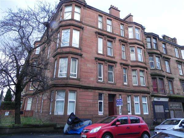 1 Bedroom Flat for sale in Hillfoot Street, Dennistoun, G31
