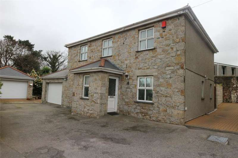 4 Bedrooms Detached House for sale in Roskear, Camborne, Cornwall