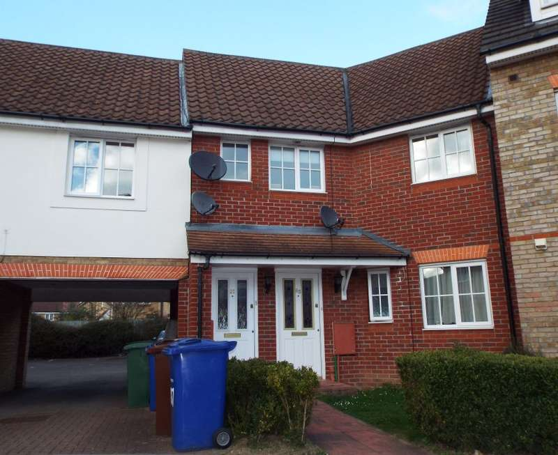 2 Bedrooms Flat for sale in Plymouth Road, Chafford Hundred, Grays, Essex, RM16 6BL
