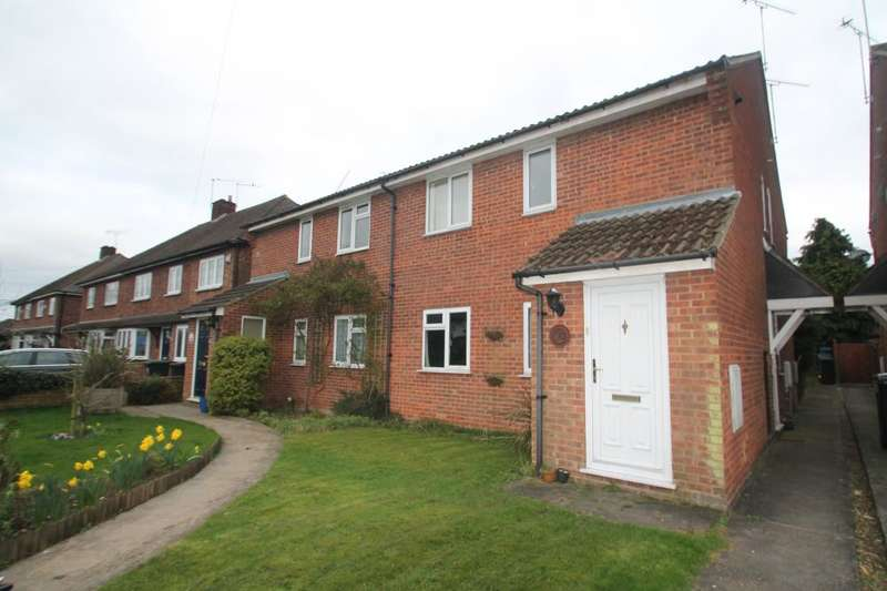2 Bedrooms Apartment Flat for sale in WEALD HALL LANE, THORNWOOD