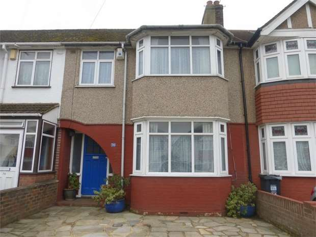 3 Bedrooms Terraced House for sale in Amhurst Gardens, Isleworth, Middlesex