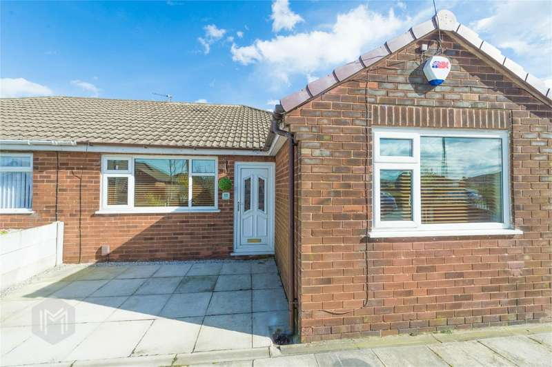 3 Bedrooms Semi Detached Bungalow for sale in Buchanan Drive, Hindley Green, Wigan, Lancashire